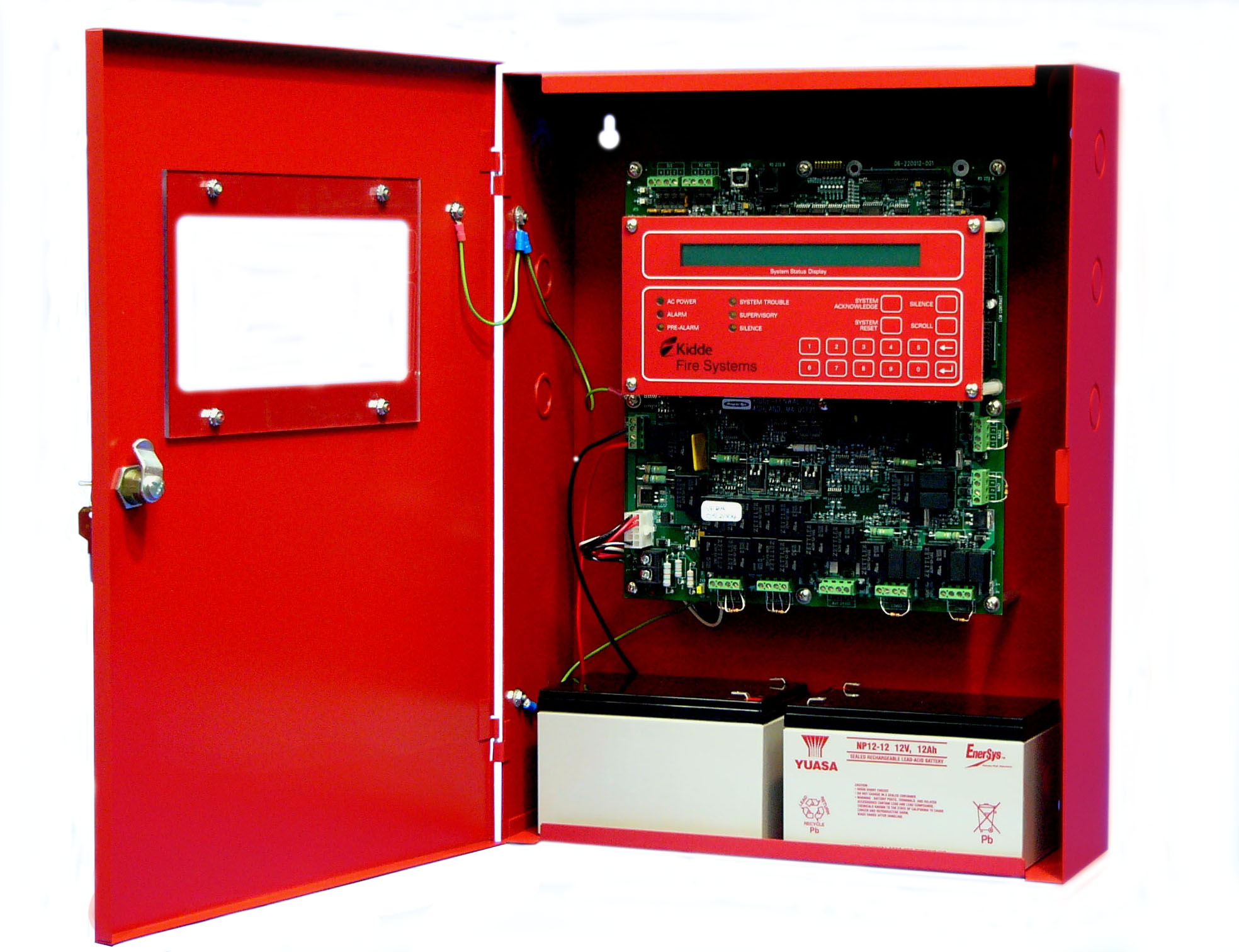 Fire Panel Testing P Amp P Fire Extinguisher Co Inc